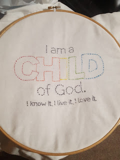 I am a Child of God sampler