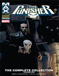 Punisher Max: The Complete Collection