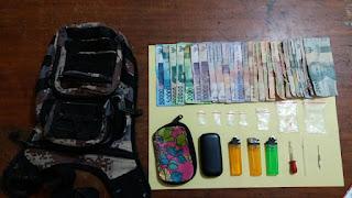 Tim Elang Polsek Talang Ubi Berhasil Tangkap Bandar Sabu