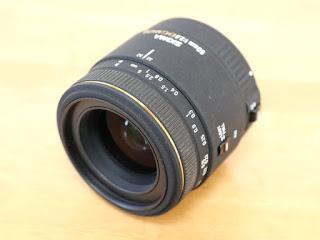 SIGMA MACRO 50mm F2.8 EX DG⑤
