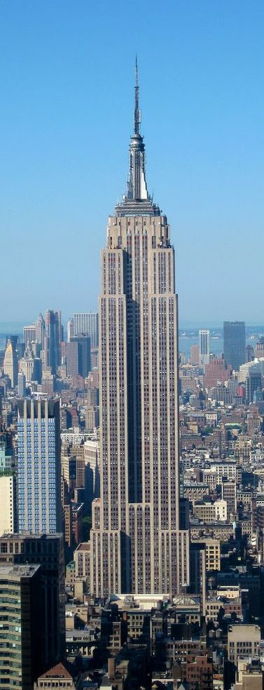 Empire State Building, New York City, New York State, USA