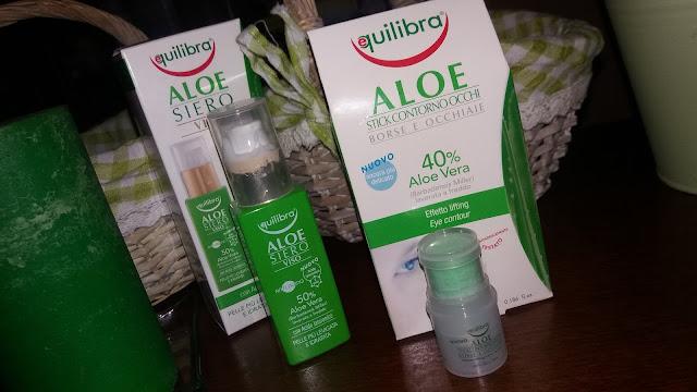Kolejna porcja aloesowych kosmetyków