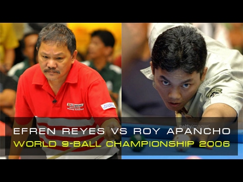 Roy Apancho bersak. Foto: youtube.com