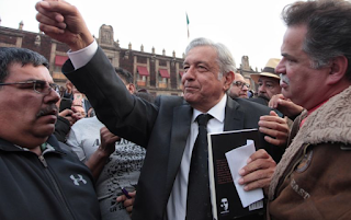 The Anti-Trump Is Rising in Mexico, Feeding on Every Snub