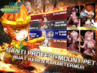 Download Game Perang Hunter MOD APK Terbaru