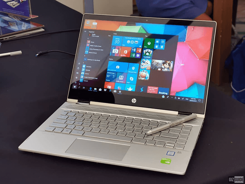 HP Pavilion x360 with Intel Core i7-8565U arrives in PH for PHP 62,990