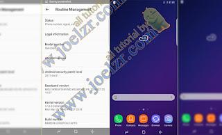 samsung S9 Plus replika download firmware