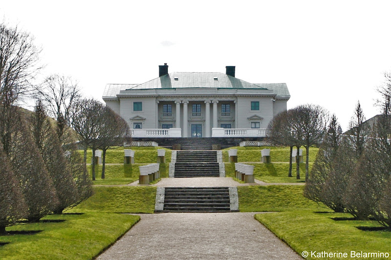 Gunnebo House and Gardens Exterior Things to Do in Gothenburg Sweden