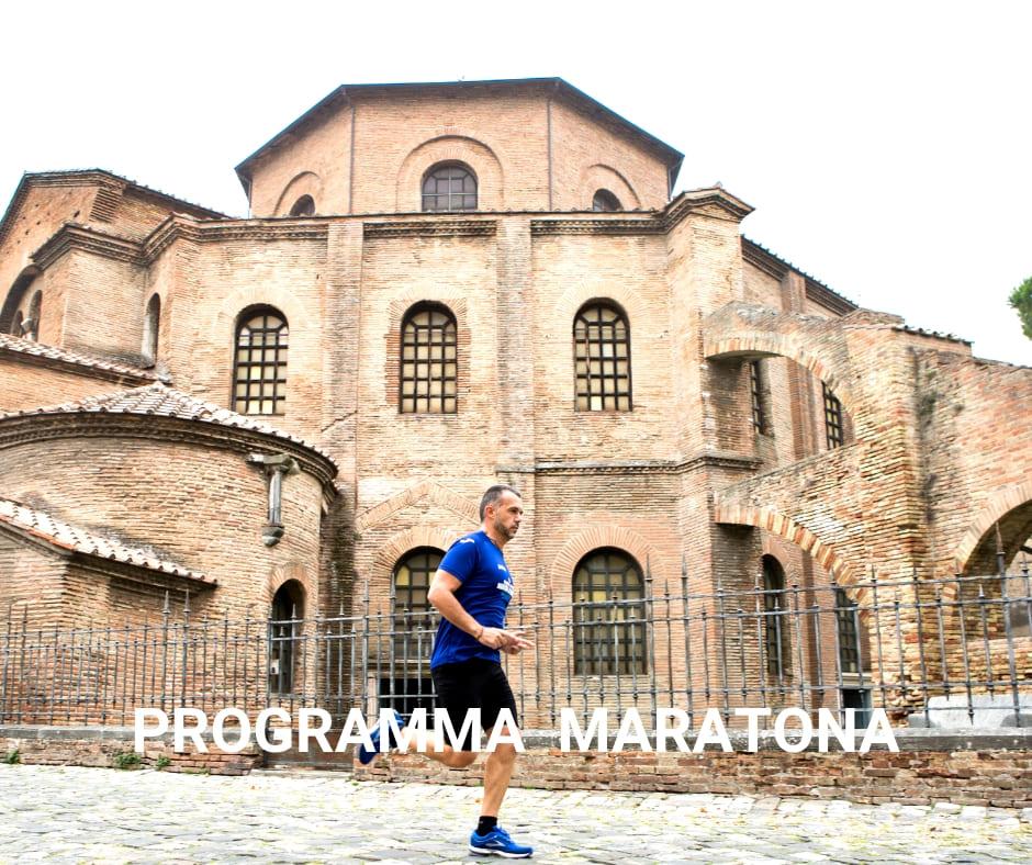 programma maratona