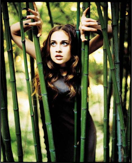Fiona Apple Mark Seliger Photoshoot