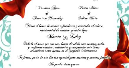Frases De Amor Para Invitacion A Boda Lamaran Q