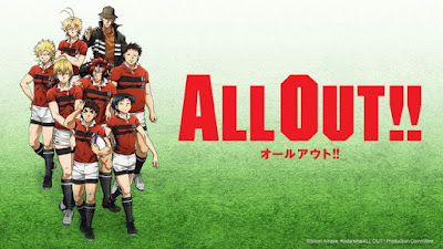 Download All Out!! Subtitle Indonesia – END