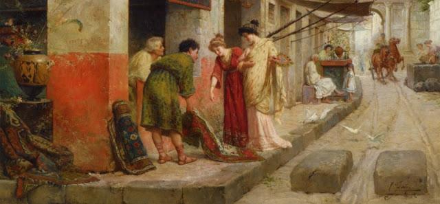 Antigua Roma y obligaciones