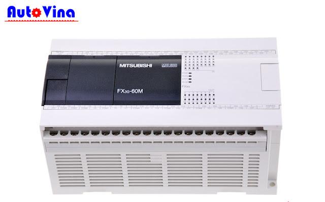 Đại lý bán PLC Mitsubishi FX3G-60MR/ES-A