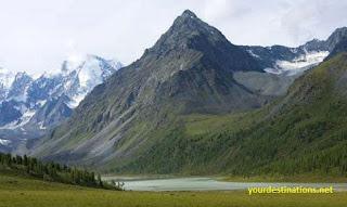 The Altai Mountains