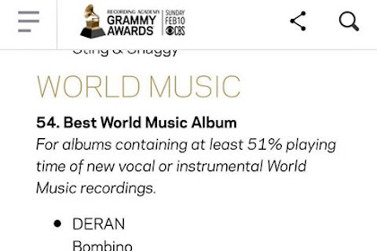 FINALLY! Seun Kuti Gets A Grammy Award Nomination