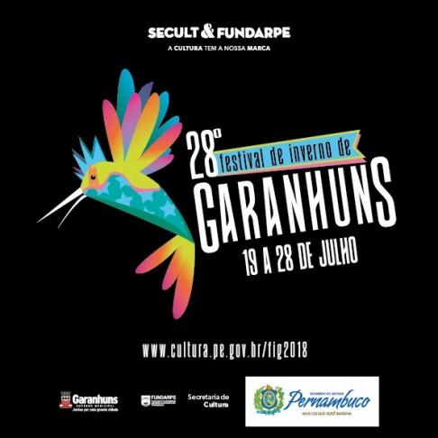 PROGRAMAÇÃO FESTIVAL DE INVERNO DE GARANHUNS