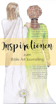 Inspirationen zum Bible Art Journaling