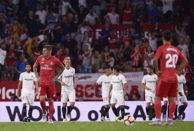 Baru Sekali Real Madrid Lebih Mandul dari Sekarang