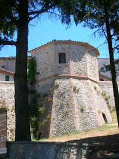 Verucchio Rocca del Passarello