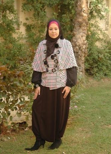 Trend Baju Muslim Untuk Wanita Gemuk atau Hamil Terbaru 2017/2018  Tutorial Hijab
