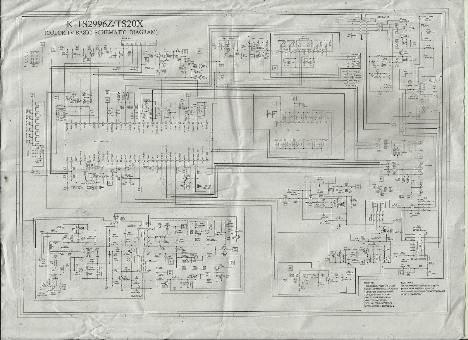 philips cfl circuit diagram