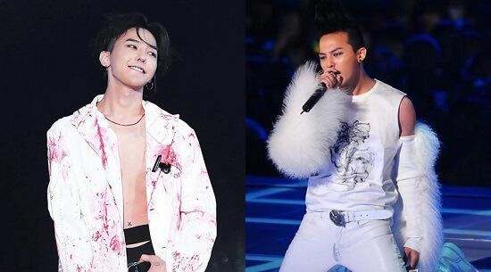 Celana G-Dragon Robek