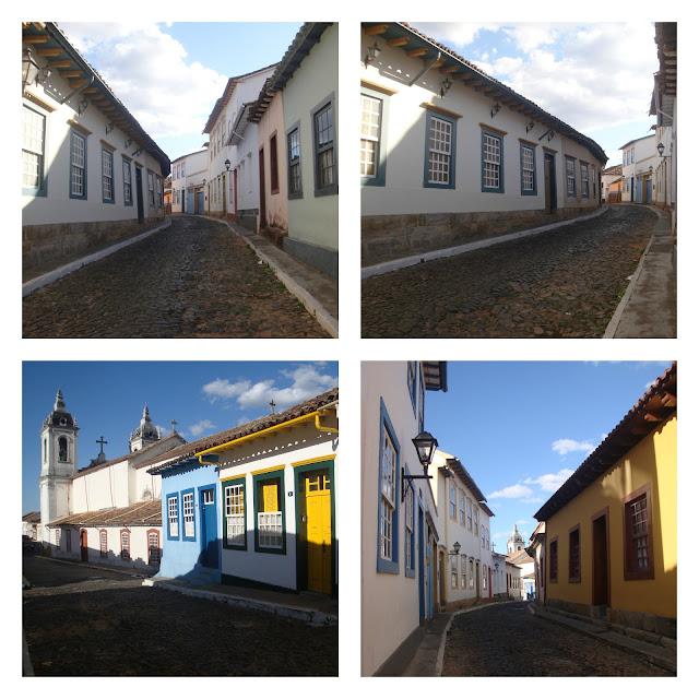 Rua das casas tortas - São João del Rei - MG