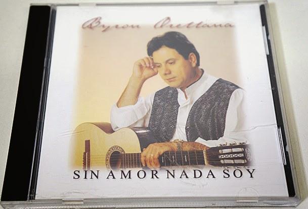 Byron Orellana-Sin Amor Nada Soy-