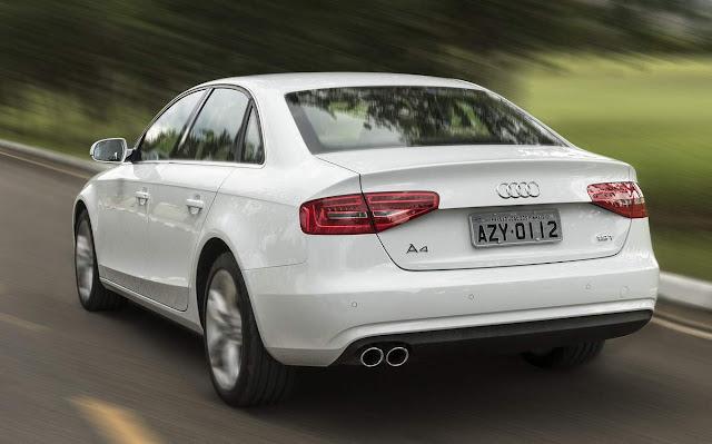 Audi convoca três modelos para recall; risco de incêndio