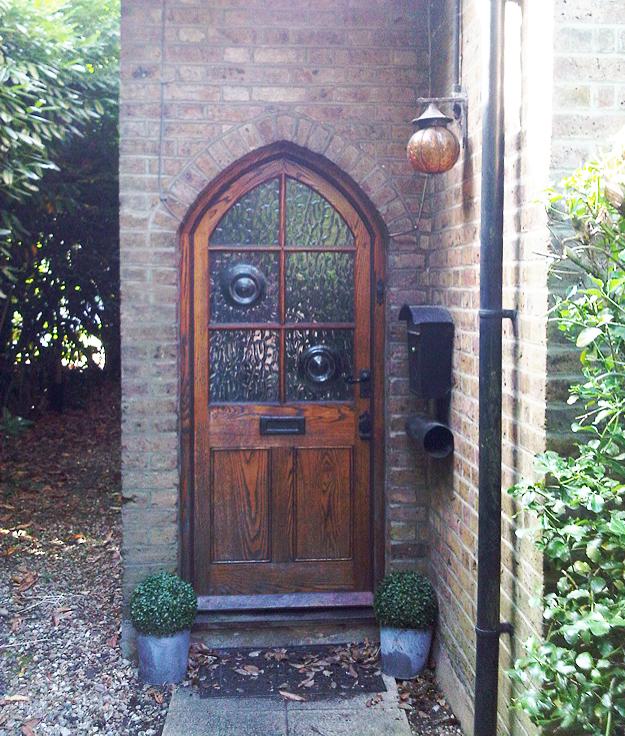 The Real Front Door