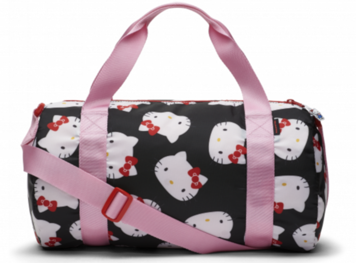 Hello Kitty & Converse Collaborate On A Fun Collection