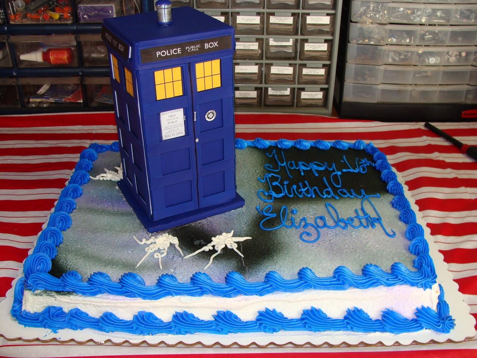 Eastunders Creations 16th Birthday