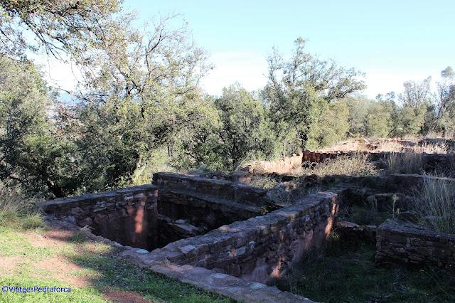 Caldes de Montbui, Vallès Oriental, ruta arqueològica, patrimoni cultural català