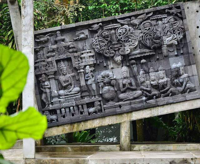 Tour Wisata liburan Keluarga Ke Museum Ullen Sentalu, Yogyakarta