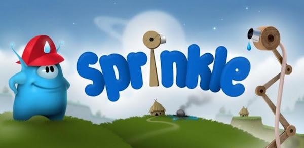 Sprinkle Free Eğlenceli Yangın Söndürme Oyunu