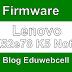 Firmware Lenovo K52e78 K5 Note Internacional