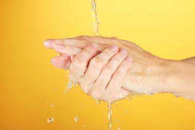 cara melakukan cuci tangan 7 langkah yang benar