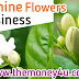 Jasmine Flowers Business | No Investment High Profit | Business Tips Tamil | Jasmine Business Tamil | The Money 4 U