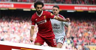Liverpool vs Burnley Imbang 1-1 #LFC