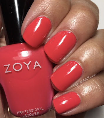 Zoya Sunsets Collection: Dixie