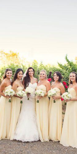 18 YELLOW BRIDESMAID DRESSES TO MAKE THIS DAY BRIGHT