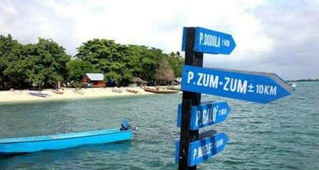 Tempat terindah di Morotai
