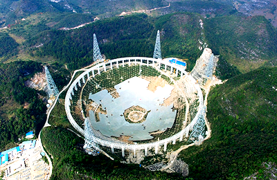 China's Search for Alien Life Reaching New Heights