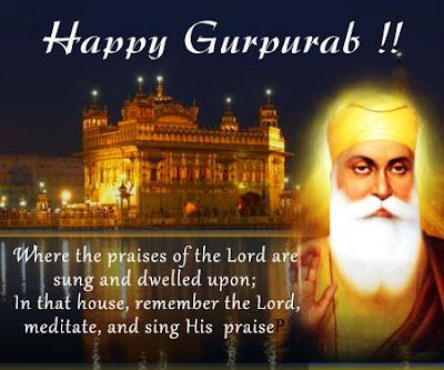 Happy Gurupurab ji