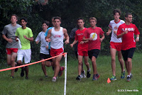 Leon High School boys cross-country team