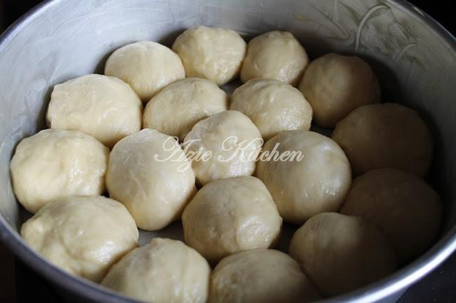Roti Naik Pahang Yang Mudah Azie Kitchen