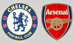 مشاهدة مباراة تشيلسي وآرسنال بث مباشر 22-3-2014 الدوري الإنجليزي