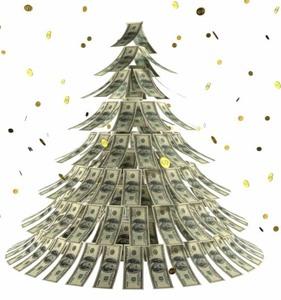 долларовая елка