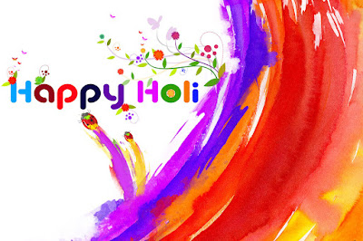Happy Holi HD Images Desktop